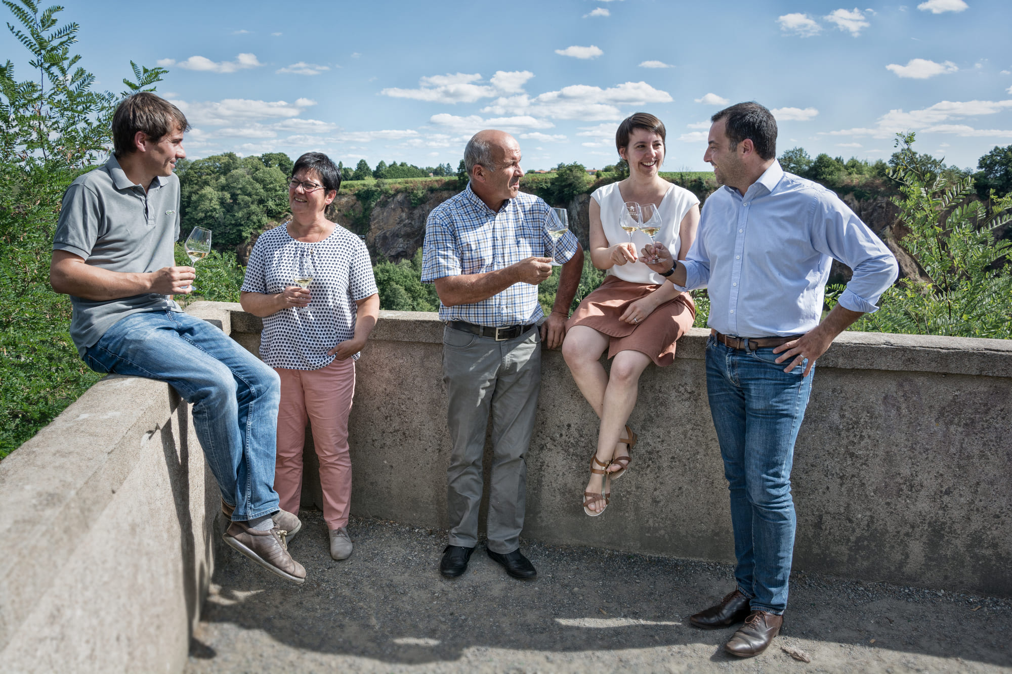 Famille Lieubeau - Famille